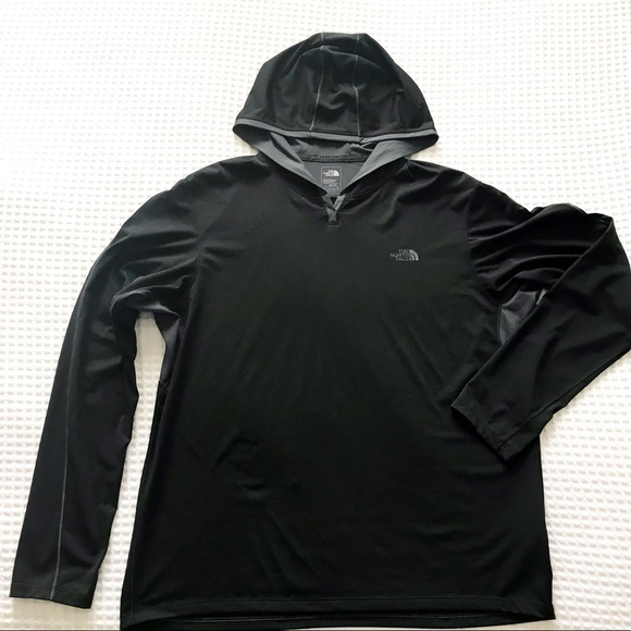 9639825e0 The North Face Ampere Hoodie FlashDry XD Mens XL